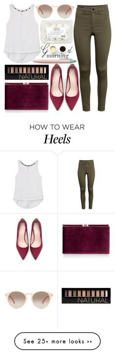 """Untitled #749"" by natallie on Polyvore featuring mode, H&M, Rebecca Minkoff, Zara, Monsoon, Forever 21, GlassesUSA en Lulu*s"
