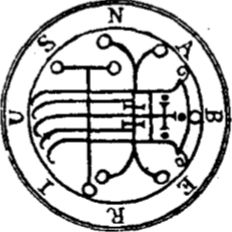 Seal of Naberius