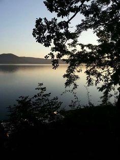 Lago di Vico.Italy