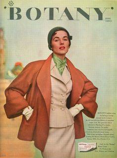 my vintage vogue Fashion Photo, Fashion Art, Autumn Fashion, Fashion Trends, Vintage Vogue, Vintage Glamour, 1940s Fashion, Vintage Fashion, Vintage Dresses