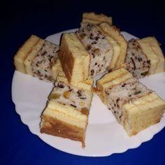Krémes sütemények