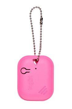 Tzumi Pink Tag-It GPS Tracker