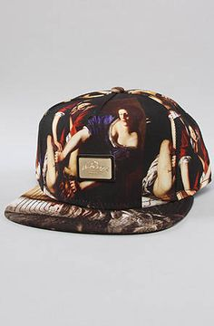 The Gold Standard 5 Panel Snapback in Renaissance by 10 Deep