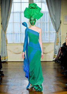 Alexis Mabille Houte Couture Primavera Estate 2012  09