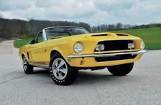 Photo: Kudos to 1968 Ford Mustang!  #fordmustang #mustanglovers #1968mustang