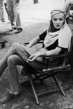 Vintage Photos of Old Hollywood Actresses  Marlene Dietrich  1936. Look at her boots. Nice!