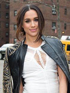 Actress Meghan Markle's beauty must-haves and travel tips
