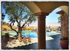 in Palm Desert CA- wouldn't you want this lifestyle?!