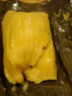 Colombian Tamales Santandereanos