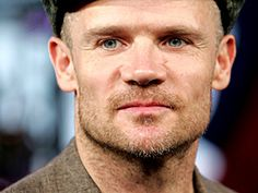 Flea - Red Hot Chili Peppers separated at birth from Ashby Stokes