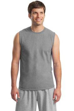 f28af029d9fec Gildan ® - Ultra Cotton ® Sleeveless T-Shirt. 2700