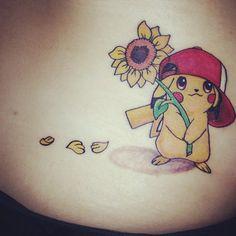 pikachu tattos | pikachu tattoo