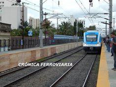CRÓNICA FERROVIARIA: Línea Roca: sigue el descontento de los usuarios p...
