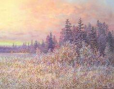 "Сергей Панин, ""Первые заморозки.Ноябрь"" | Sergey Panin, ""The first frosts. November"""