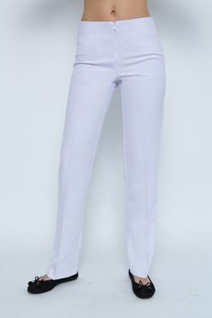 SPA01 Long Pants work uniforms Salon Uniform, Spa Uniform, Medical Uniforms, Work Uniforms, Beauty Tunics, Long Pants, Custom Made, Zip Ups, How To Wear