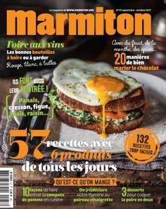 marmiton mag courveture