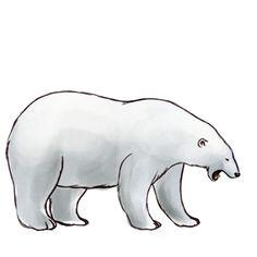 Les 755 meilleures images de ours dessins en 2018 art bear et illustration - Ours polaire dessin ...