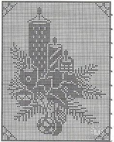 Graph Crochet, Crochet Snowflake Pattern, Filet Crochet Charts, Christmas Crochet Patterns, Crochet Christmas Ornaments, Crochet Snowflakes, Crochet Cross, Crochet Diagram, Christmas Embroidery