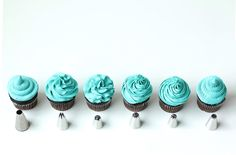 All About Piping Tips