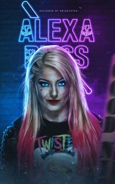 Wwe Alexa Bliss Instagram, Alexis Bliss, Becky Wwe, Chris Benoit, Eddie Guerrero, Adam Cole, Kenny Omega, Wwe Female Wrestlers, Wwe Girls