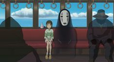 'Spirited Away' (2001) by Hayao Miyazaki