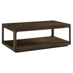 Brownstone Messina Rectangular Coffee Table $897