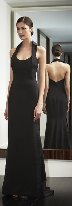 Carolina Herrera | Night Collection 2014.  I want to believe I could totally rock this with the right heels....