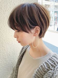 Medium Hair Styles, Short Hair Styles, Asian Haircut, Cute Hairstyles, Hair Goals, New Hair, Hair And Nails, Girl Fashion, Hair Cuts