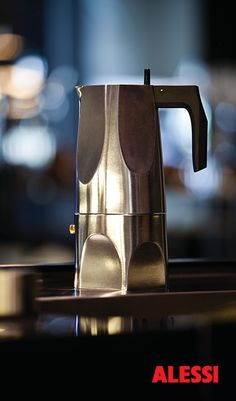 Ossidiana, #coffee maker, Mario Trimarchi, 2014 #alessi #design