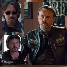 Tommy Flanagan, Sons Of Anarchy, Rose, Fictional Characters, Male Fashion, Pink, Roses, Fantasy Characters
