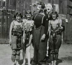Halloween 1920's