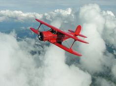 Beechcraft Staggerwing - My favorite plane
