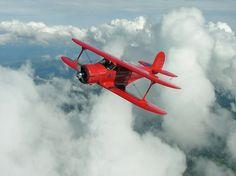 Beechcraft Staggerwing - My favorite plane