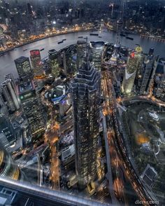 Photo Pudong (Shanghai, China) by Domingo Leiva on 500px