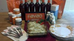I love sharing Favao healthy chicken enchilladas with my friends. and family.