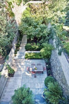 Cobble HIll Garden, Brooklyn