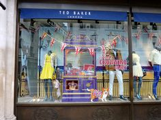 Vince McIndoe - Ted Baker Regent Street Store Windows | Flickr - Photo Sharing!