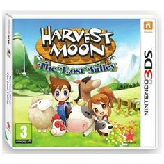 Buy Harvest Moon: The Lost Valley 3DS Game at Argos.co.uk - Your Online Shop for Video games.