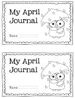 Classroom Freebies Too: Half Sheet Journal Freebies
