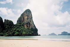 Railay, #Thailand . There's supposedly a good resort called Railay Beach Resort and Spa here.