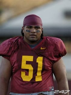 #RIPMatua: Former USC OG Fred Matua passed away at the age of 28 last weekend