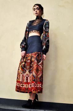 The Bohemian Look | Jiri Kalfar | NOT JUST A LABEL