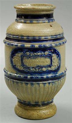 1591 German: Apothecary jar