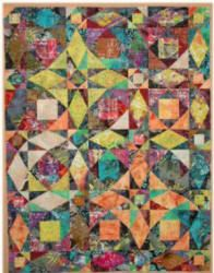 Scrappy Storm at Sea by John Flynn Quilts