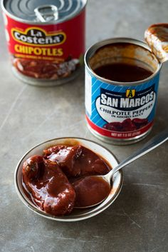 Chipotles in Adobo Sauce