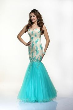 A fabulous Prom Dress from Xcite Prom by Impression