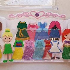Użytkownik Joan Chong dodał zdjęcie swoich zakupów Toddler Dolls, Toddler Gifts, Peppa Pig, Felt Dolls, Paper Dolls, Toys For Girls, Gifts For Girls, Princess Dress Up, Travel Toys