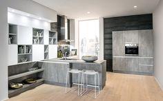 Bedrijfsshowroom - Häcker Küchen