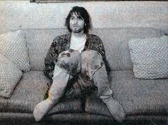 Kurt Cobain, Rio de Janeiro, BR. January 20, 1993