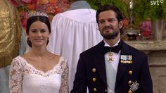 Prins Carl Philip och Prinsessan Sofia 13 juni 2015.